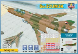 Su-22UM3K advaced two-seat trainer Slovak Airforce PACK