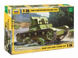 T-26 Version 1932