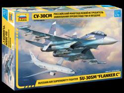 "Sukhoi SU-30 SM ""Flanker C"""