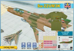 Su-22UM3K advaced two-seat trainer Slovak Airforce MAXI PACK