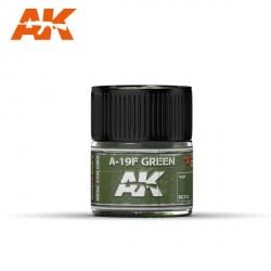 A-19F Grass Green
