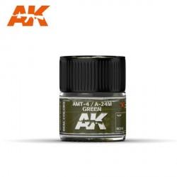 AMT-4 / A-24M Green