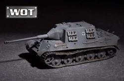 German JagdTiger with 88mm /L71