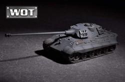 German King Tiger(Porsche turret)w.105mm kWh L/68