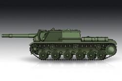 Soviet SU-152 Self-propelled Heavy Howitzer - Late