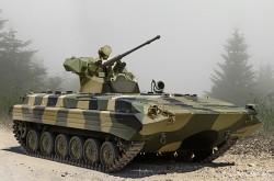 BMP-1 Basurmanin IFV
