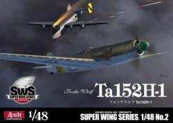 Focke-Wulf Ta 152 H-1
