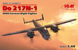 Do 217N-1,WWII German Night Fighter (100% new molds)
