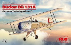 Bücker Bü 131A,German Training Aircraft