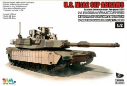 US M1A2 Abrams SEP SEP TUSK I MBT