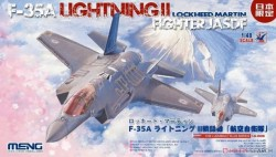 Lockheed Martin F-35A Lightning II Fight JASDF