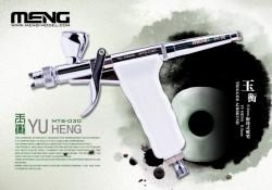 YU HENG 0,3mm Trigger Airbrush