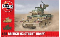 M3 Stuart, Honey (British Version)