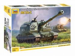 MSTA-S Self Propelled Howitzer