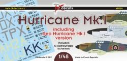 Hurricane Mk.I/Sea Hurricane Mk.I