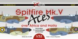 Spitfire Mk.V Aces over Africa and Malta