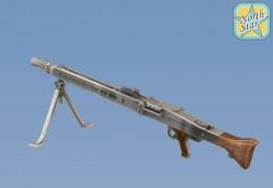 German MG-42 Maschinengewehr – Machine gun 2 pcs