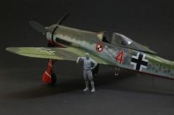 German WWII Luftwaffe Expert Gerhard Barkhorn