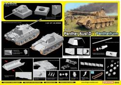 Sd.Kfz.171 Panther Ausf.D & Pantherturm