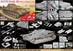 StuG.IV Early Production (2 in 1)