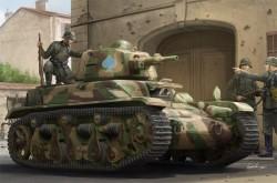 French R39 Light Infantry Tank