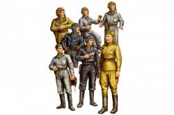 Russian Tank Crew