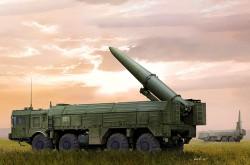 Russian 9P78-1 TEL for 9K720 Iskander-M System (SS-26 Stone)