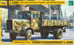 L-4500 Einheitsfahrerhaus (RR)