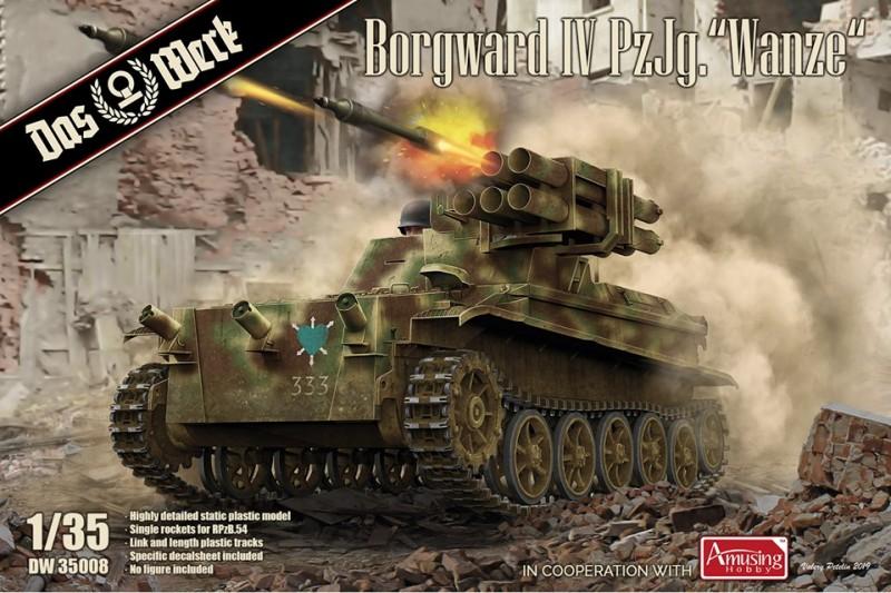 Borgward IV PzJg. Wanze