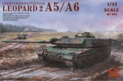 Leopard 2 A5/A6 3 in1