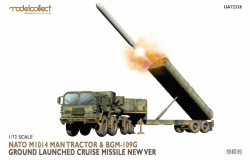 Nato M1014 MAN Tractor & BGM-109G Ground Launched Cruise Missile new Version