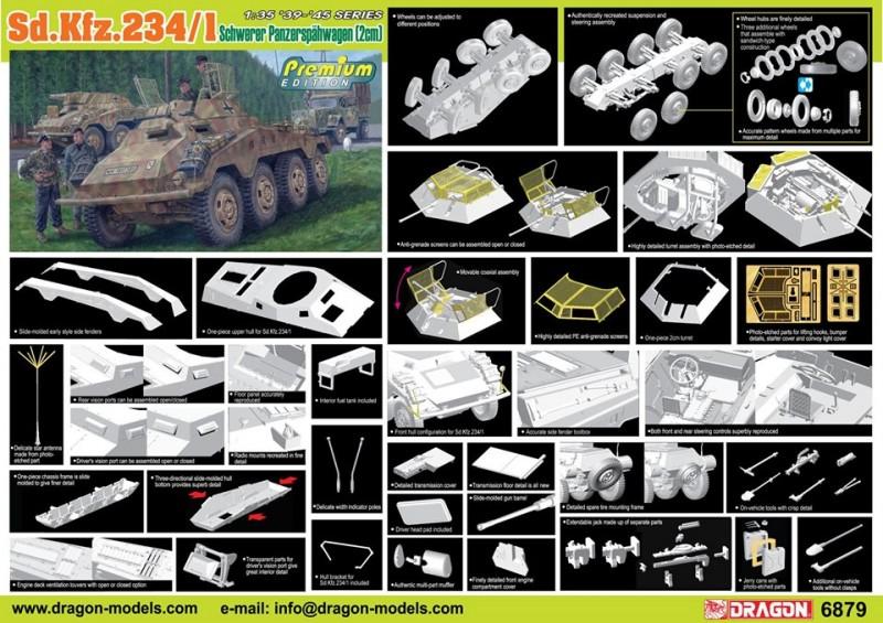 Sd.Kfz.234/1 schwerer Panzerspähwagen (2cm)