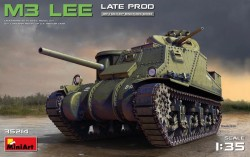 M3 Lee Late Production
