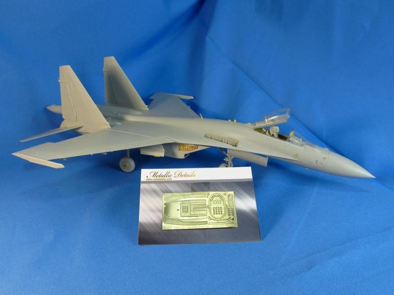 Su-35. Interior (Kitty Hawk)