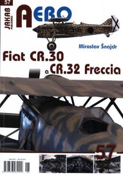 AERO 57: Fiat CR.30 a CR.32 Freccia