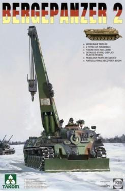 Bundeswehr Bergepanzer 2 Standard