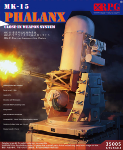 MK-15 Phalanx SEARAM Close-in Weapon System