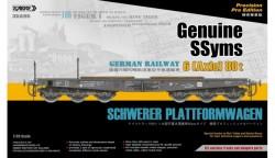 SSyms SCHWERER PLATTFORMWg (Precision Pro Edition)