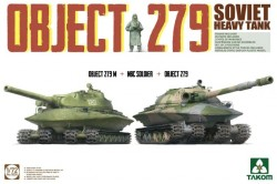 Object 279 Object 279M + NBC Soldier + Object 279