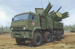 Russian 72V6E4 Combat Vehicle of 96K6 Pantsir-S1 ADMGS