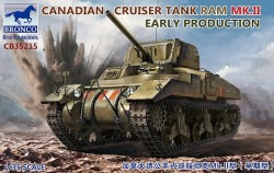 Canadian Cruiser Tank Ram MK.II Early Production
