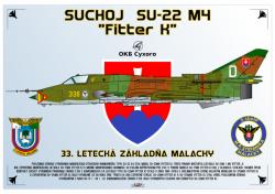 Suchoj Su-22M4 Fitter K