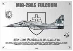 MIG-29AS Fulcrum