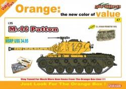 M46 Patton + G.I.