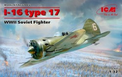I-16 type 17, WWII Soviet Fighter