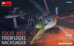 Focke Wulf Triebflugel Nachtjager 1/35
