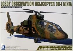 JGSDF Observation Helicopter OH1 Ninja