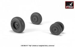 Mil Mi-8/17 Hip wheels