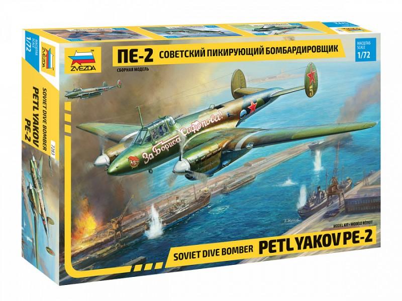 Petlyakov Pe-2