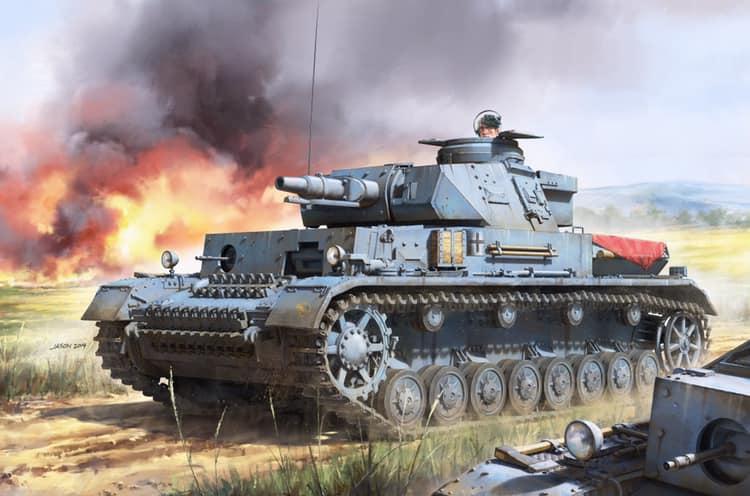 Pz.Kpfw.IV Ausf.F1